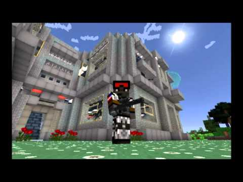 Kids Hooked on minecraft ~ Direwolf20 1.6.4 Trailer