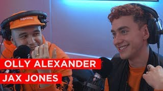 Olly Alexander from Years & Years, and Jax Jones play The Brag Off! Video