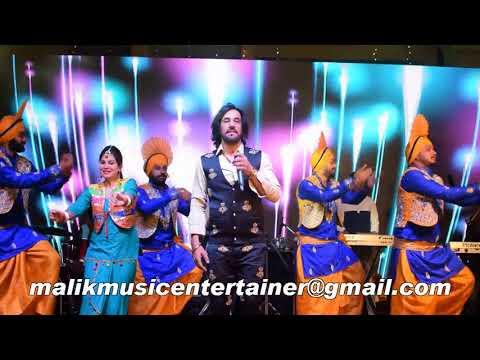 Malik Music Events Presents Ashok Masti Live