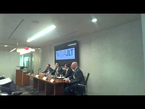 Journal of Law & Technology (Catholic Univ.) 2016 Symposium - IP & Encryption Panel