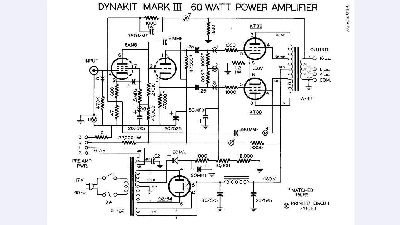 Dynaco Dynakit Amplifier Part 2