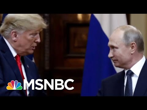 John McLaughlin: U.S. Was attacked And Donald Trump Sided With The Enemy   The 11th Hour   MSNBC