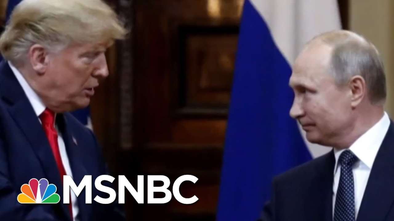 John McLaughlin: U.S. Was attacked And Donald Trump Sided With The Enemy | The 11th Hour | MSNBC