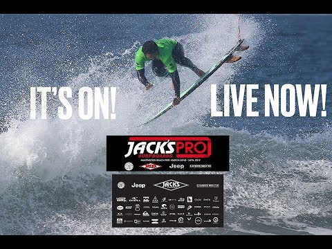 itsON! Jack's Surfboards Pro Day 2