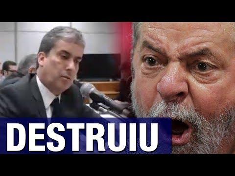 Laranja da Odebrecht 'conta tudo' e acaba de vez com Lula em depoimento ao juiz Sergio Moro