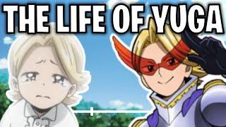 Yuga Aoyama ၏ဘဝ - တောက်ပနေသောသူရဲကောင်း (My Hero Academia)