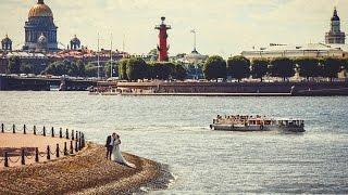 Свадьба в Санкт-Петербурге Анны и Никиты (Москва)(Свадьбу в Санкт-Петербурге жители других городов стали выбирать всё чаще и чаще. Город романтиков и влюблен..., 2016-08-11T11:42:34.000Z)