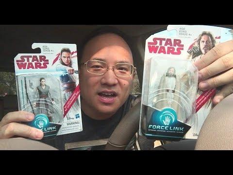 Star Wars Force Friday II Haul (2017) - Last Jedi Toys