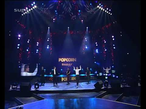 Westlife - If I Let You Go (Popcorn Live) HQ