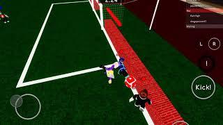 Roblox - TPS:Street Soccer