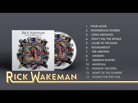 Rick Wakeman - Two Sides Of Yes (Full Album) Mp3