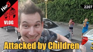 Attacked by Children - Hack Across the Planet - Hak5 2207