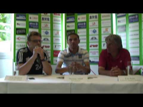 MSV Pampow - FC Pommern Stralsund 7:1 (1:0)