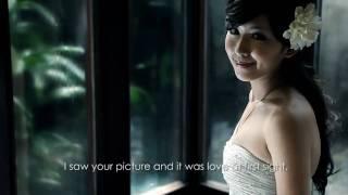 A Wedding Video in Bali island, Indonesia (在印尼巴里島結婚影片)