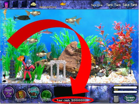 fish tycoon 2016 cheat engine unlimited uang 1000 work