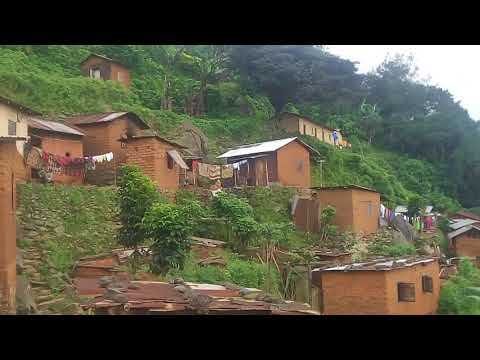 THE HIGHEST VILLAGE IN TOGO, AGOU MOUNT, KPALIME