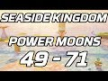[Super Mario Odyssey] Seaside Kingdom Post Game Power Moons 49 - 71 Guide
