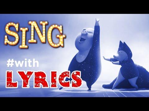 """SING song """"Shake It Off"""" with LYRICS - Gunter and Rosita"""