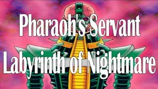 Pharaoh's Servant and Labyrinth of Nightmare - Card Anthology (Yu-Gi-Oh!)