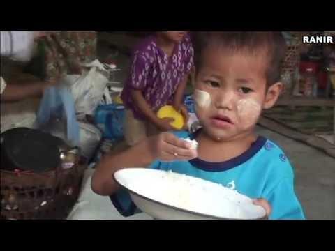 Kachin IDPs China-Burma Border.flv