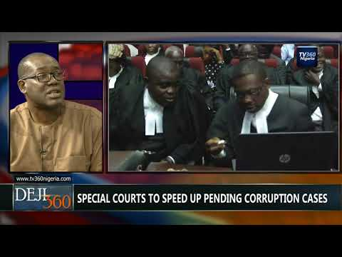 DEJI360 EP 176 Part 2: CJN directs establishment of special courts for corruption (Nigerian News)