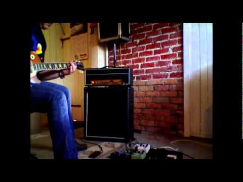 GDS Amplification 18 watt TMB head demo