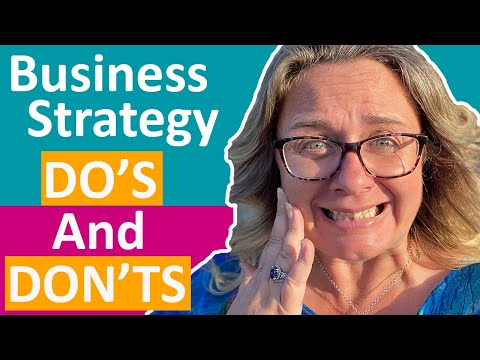 Business Development Strategy Do's and Don'ts