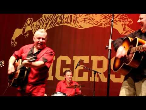 SHERWOOD TIGERS - Honey Hush, live at Kangasala-talo 13.10.2017