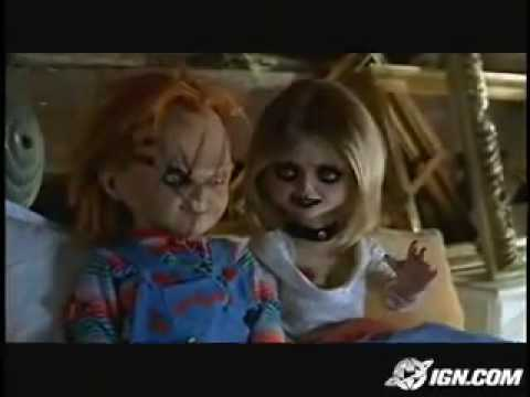 Seed of Chucky (2004) Trailer Ingles