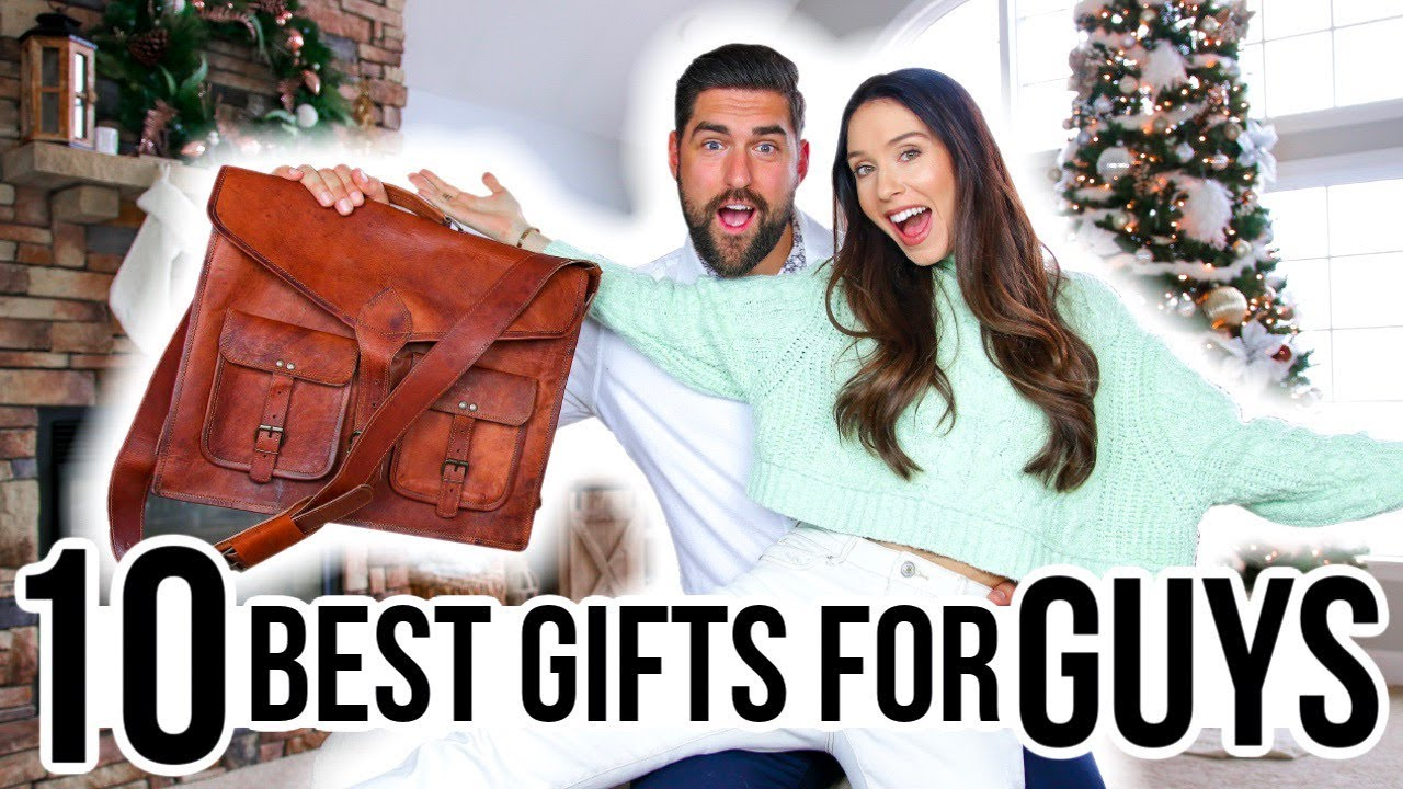 10 Best Gifts For Guys Mens Gift Guide 2019 Youtube