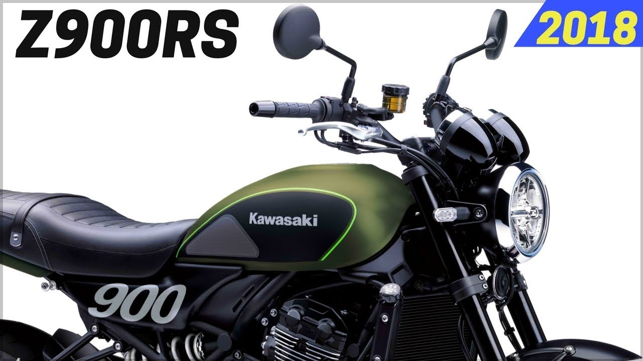 NEW 2018 Kawasaki Z900RS