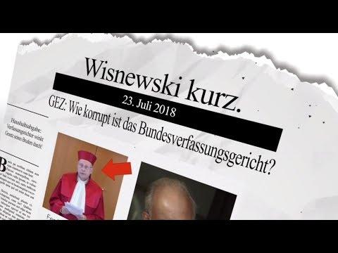 GEZ-Gebühr: Korruption beim Bundesverfassungsgericht?
