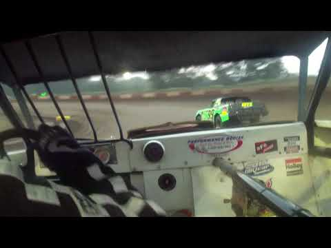 9.2.17---Peoria Speedway---Street Stock heat race