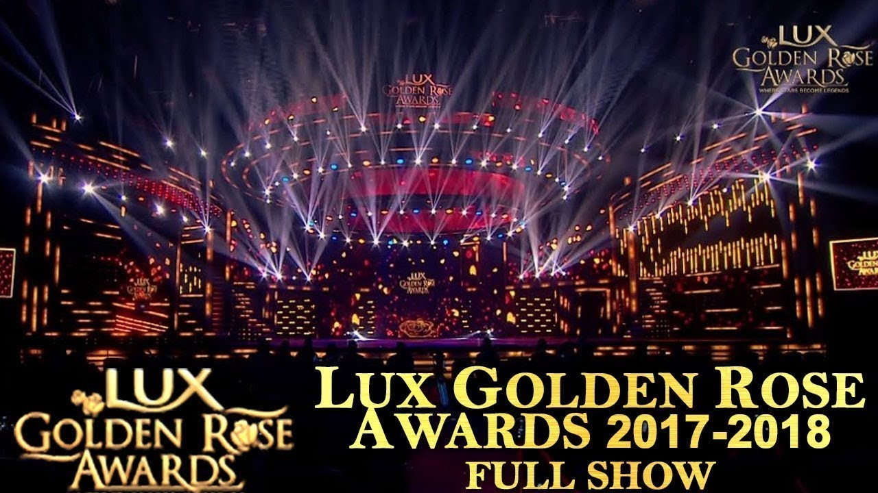 Lux Golden Rose Awards 2017 Full HD SHOW: Shah Rukh Khan, Katrina Kaif And  Others