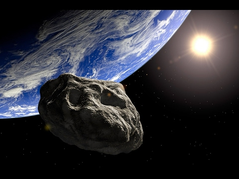 End Of The World Prediction Giant Asteroid Attack ✪ Universe