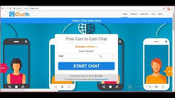 5 websites for video chat with strangers omegle alternatives