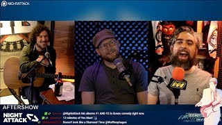 Night Attack #257: All's Well With Cogswell (w/ MikeTV)