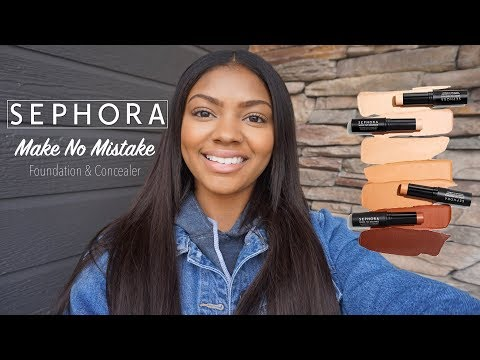 Sephora Make No Mistakes First Impression + Review | Jazzie Jae T