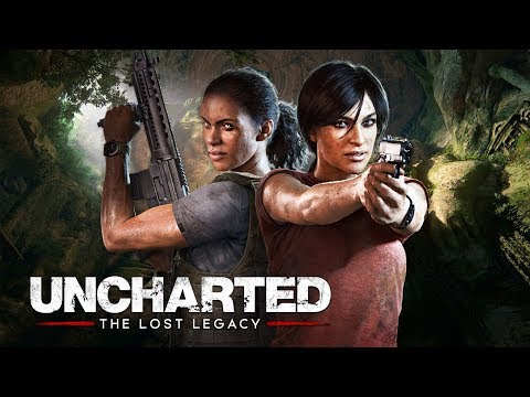 NEW UNCHARTED GAME!! (Uncharted: The Lost Legacy, Part 1)