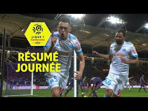 Résumé de la 29ème journée - Ligue 1 Conforama / 2017-18
