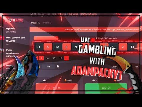 VGO GAMBLING WITH