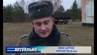 Борисовские военные автомобилисты 13 10 25