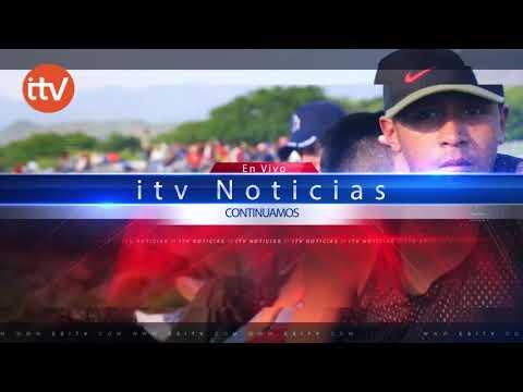 ITV NOTICIAS LUNES 14 DE AGOSTO DE 2017