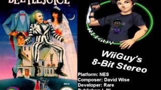 Beetlejuice (NES) Soundtrack - 8BitStereo