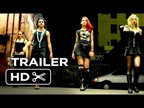 101: Modern Los Angeles Vampires Official Trailer (2014) - City Vampire Movie HD