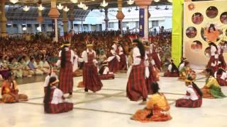 2012-02-18_Dance Presentation By Students Of Sri Sathya Sai Vidya Vihar -- Hyderabad.