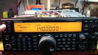 Kenwood TS-590S Ta'mirlash (ta'mirlash)