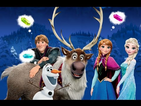 Disney Frozen Rush (Холодное сердце бродилки)