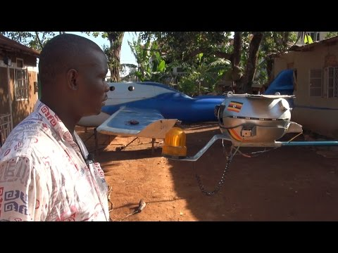 KAMPALA: Captain Nsamba and the Uganda space race