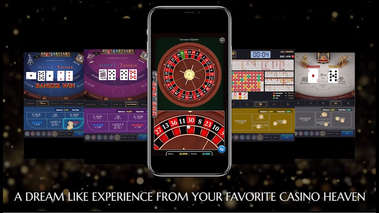 Uc Casino European Roulette High Quality Roulette Video Game Youtube